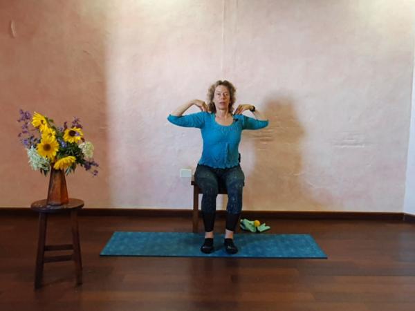 Videoclase 2: Piernas, brazos y columna